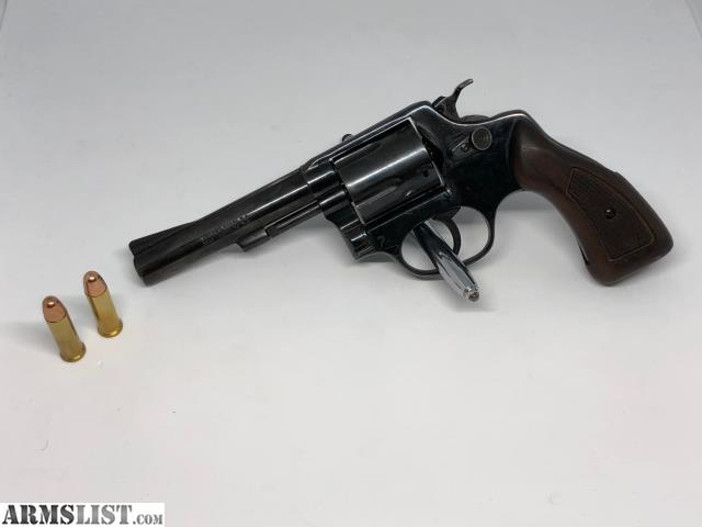 ARMSLIST - For Sale: Amadeo Rossi  38 Special 5 Shot 4