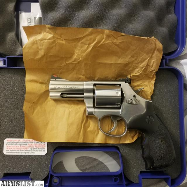 armslist for sale s w 686 plus 3 5 7 magnum series 3 unfluted