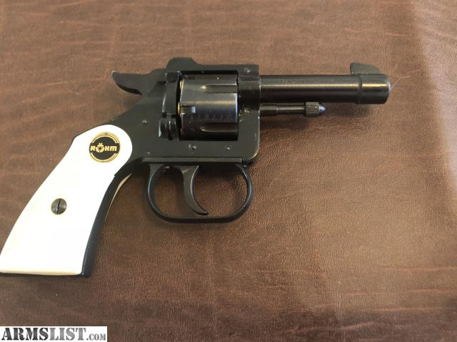 ARMSLIST - For Sale: 22 cal Revolver Old Pistol