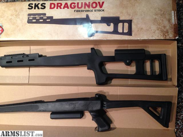 ARMSLIST - For Sale/Trade: SKS Socks for sale Dragunov and ...