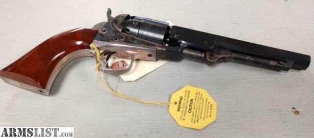 armslist for sale colt 1862 pocket navy cap and ball revolver
