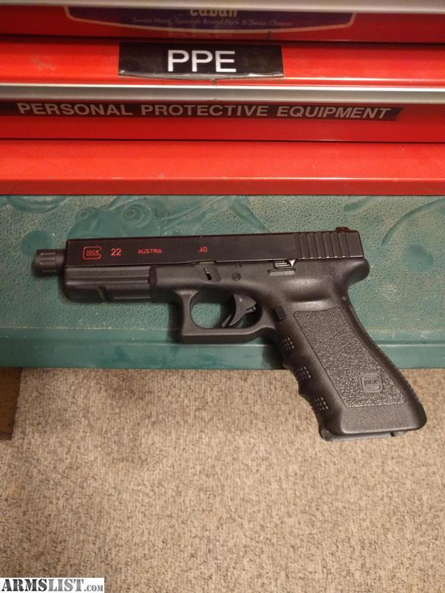 glock 22 9mm conversion