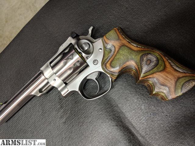 ARMSLIST - For Sale: Ruger GP100  22LR 10-rounder Revolver