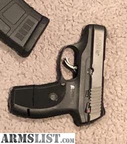 ARMSLIST - For Sale/Trade: Ruger LC9s with extended magazine