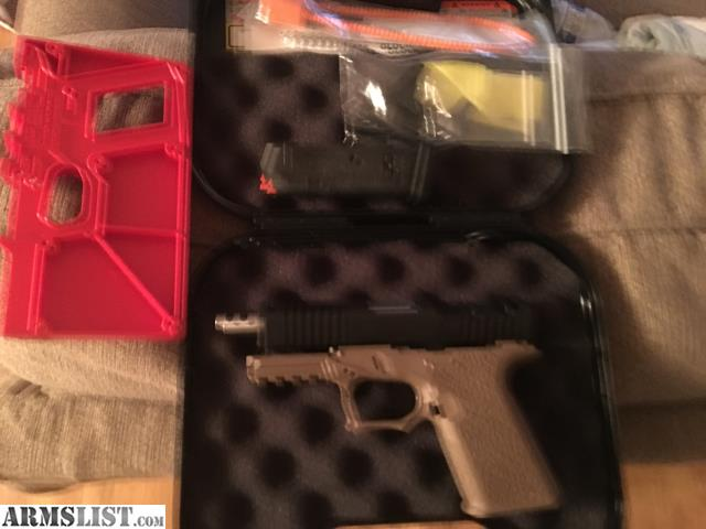 ARMSLIST - For Sale: Custom p80 g19