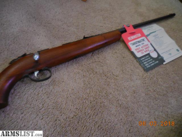 Remington Model 17 owners manual