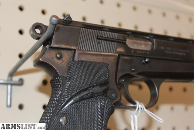 ARMSLIST - For Sale: PJK 9hp 9mm Signature Model