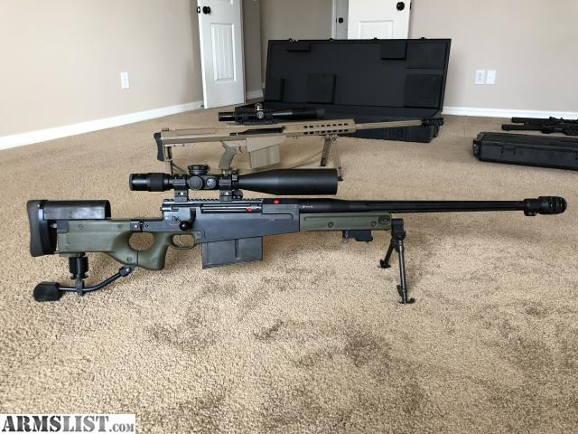 ARMSLIST - For Sale: Accuracy International AW50 Sniper System in