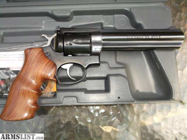 ARMSLIST - For Sale/Trade: Ruger GP100 6 inch blued 357 mag