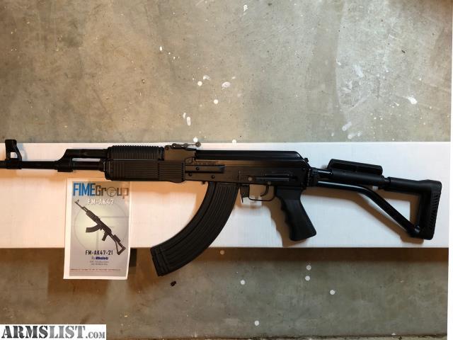 ARMSLIST - For Sale: Molot Vepr FM-AK47-21