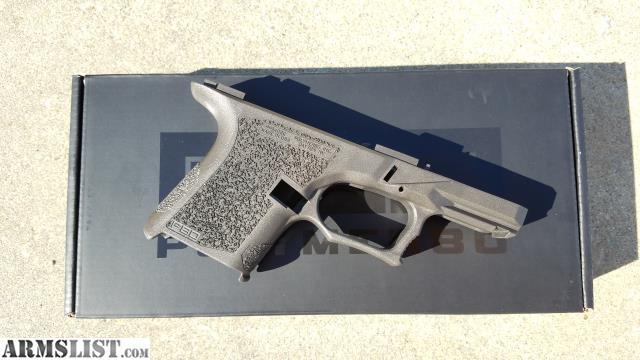 ARMSLIST - For Sale: : Polymer 80 PF940SC sub compact glock 26 glock