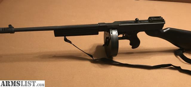f2f81acef4402b ARMSLIST - For Sale  Auto Ordnance Thompson 1927A1 Commando Carbine ...