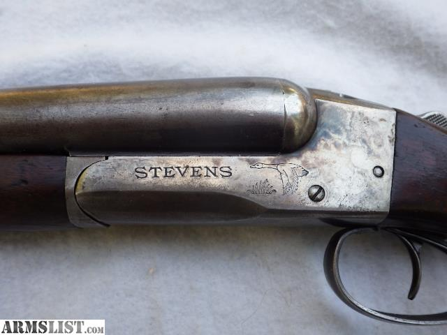 ARMSLIST - For Sale: J  Stevens Model 330, 16 GA , Side by Side