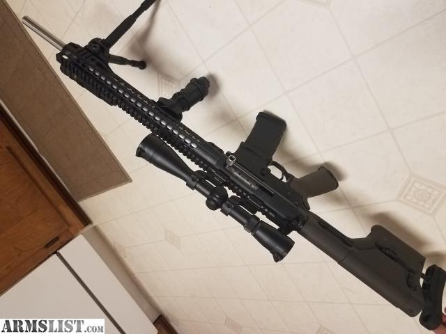 ARMSLIST - For Sale: Krieger/mega arms ar15