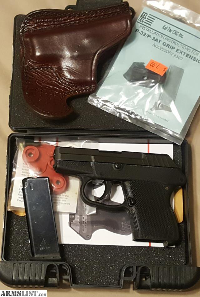 ARMSLIST - For Sale/Trade: Like New Kel-tec P32, 32 caliber
