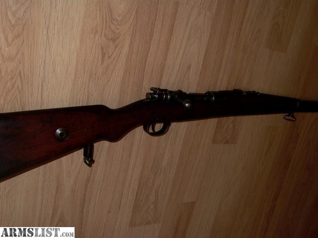 ARMSLIST - For Sale: VZ 98/22 8mm Mauser