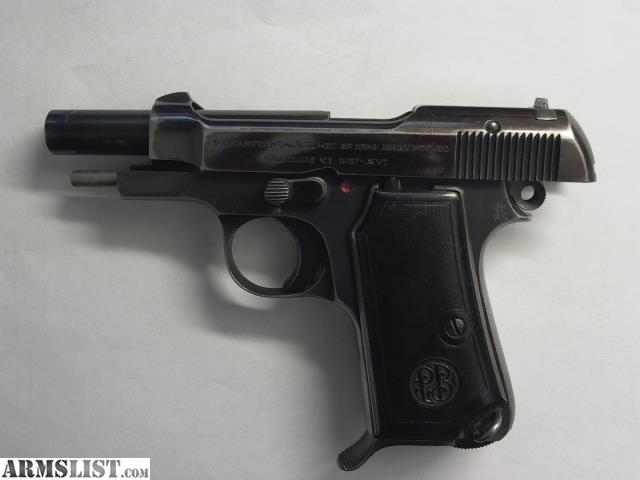 ARMSLIST - For Sale: Beretta 1934  380 ACP
