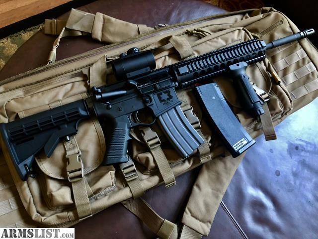Armslist For Sale Custom Ar 15 Waccessories