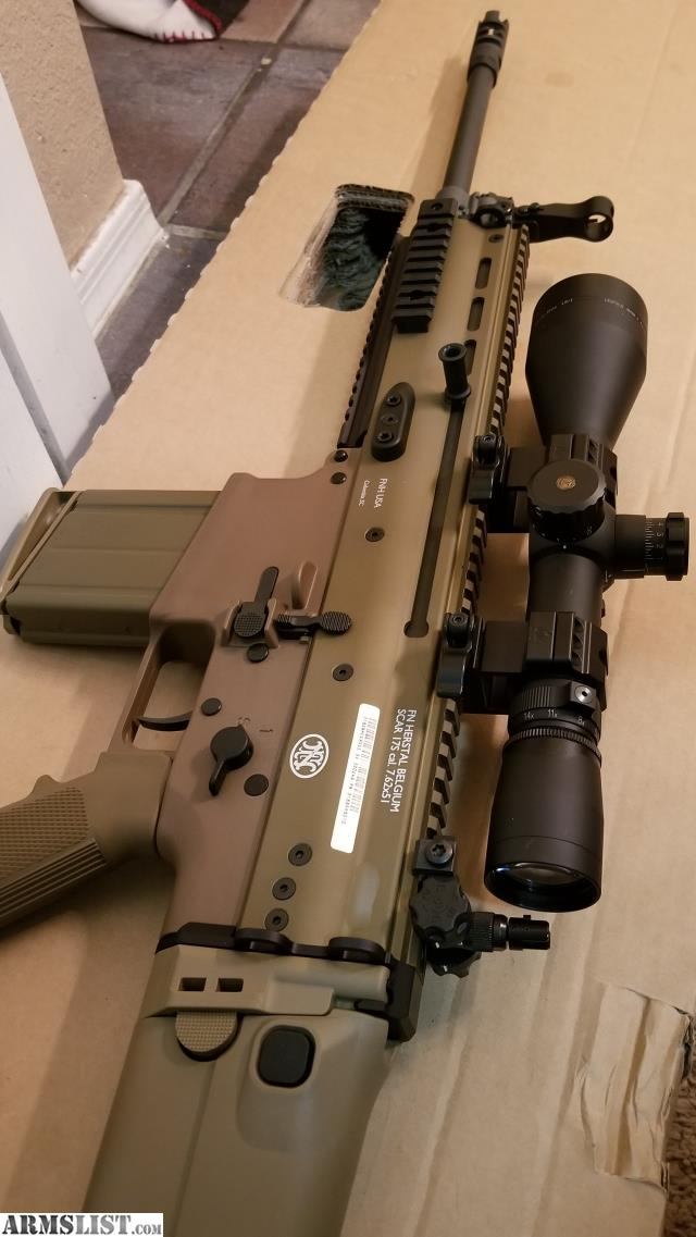 ARMSLIST - For Sale: Scar 17S FDE Brand New