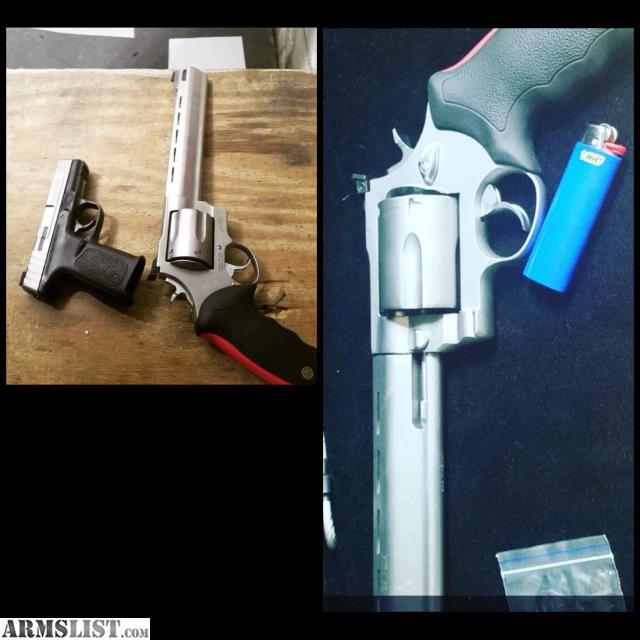 ARMSLIST - For Sale: Raging Bull 500 Magnum