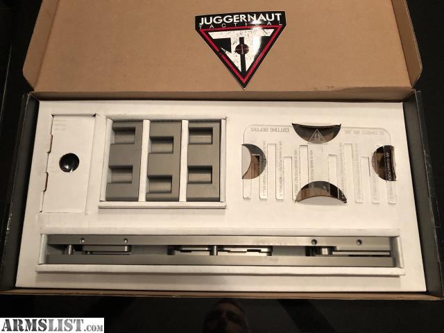 ARMSLIST - For Sale: Lightly Used Juggernaut Tactical