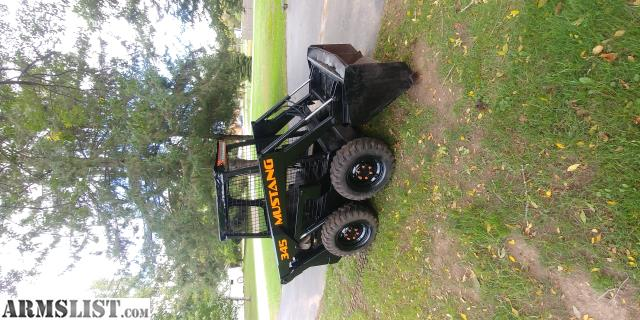 ARMSLIST - For Sale: Mustang Skid steer