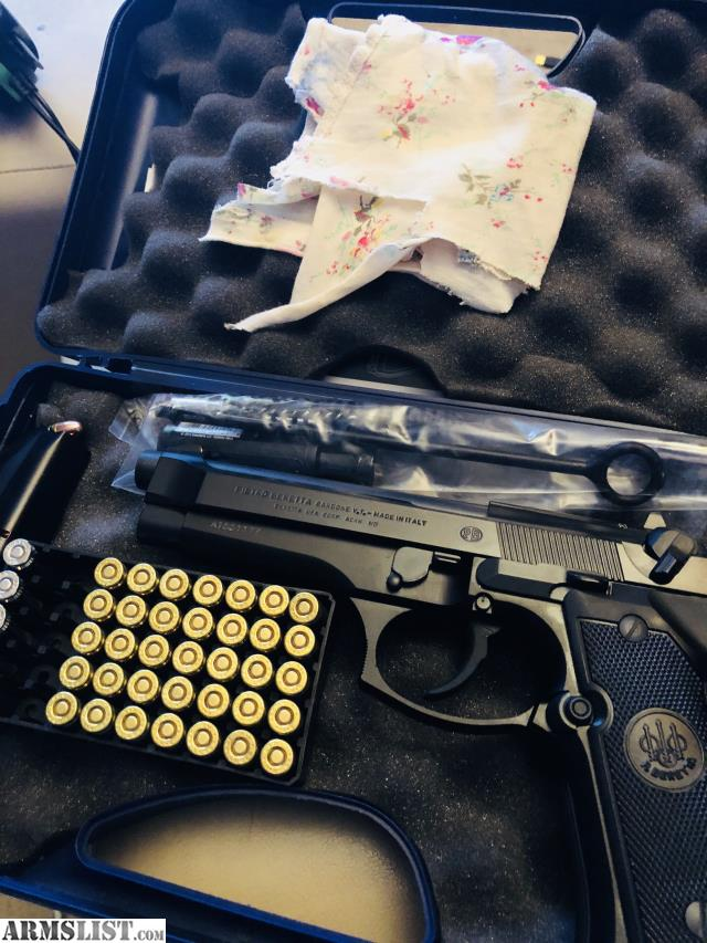 ARMSLIST - For Sale/Trade: Beretta 92fs