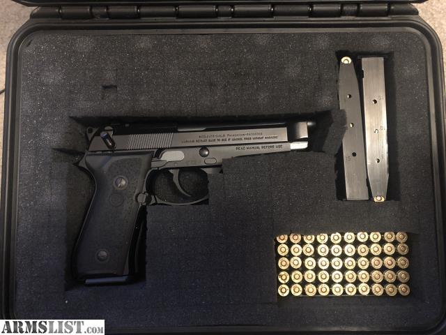 ARMSLIST - For Sale/Trade: Beretta 92fs