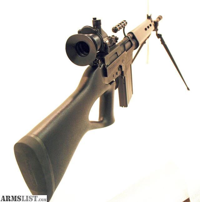 ARMSLIST - For Sale: Springfield Armory SAR-4800 Match 7 62