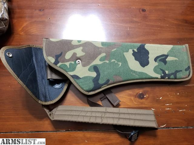 ARMSLIST - For Sale: Bandoliero Holster
