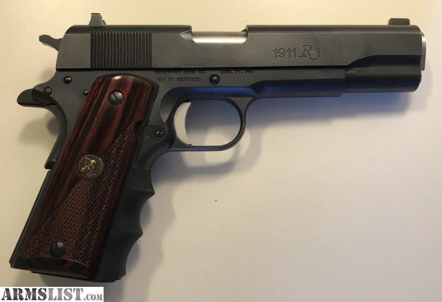 ARMSLIST - For Sale: Remington R1 1911 45 ACP