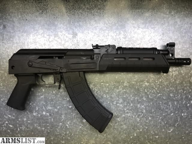 ARMSLIST - For Sale: New AK-47 Milled Pistol Century C39V2