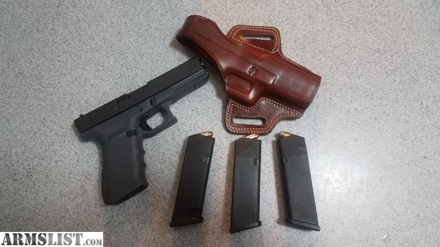 ARMSLIST - For Trade: Glock 20 gen 4 10mm