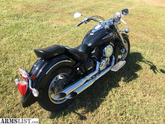 ARMSLIST - For Sale/Trade: 2006 Yamaha v-star 1100