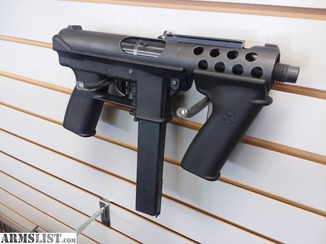 ARMSLIST - For Sale: KG99 full auto sub machinegun