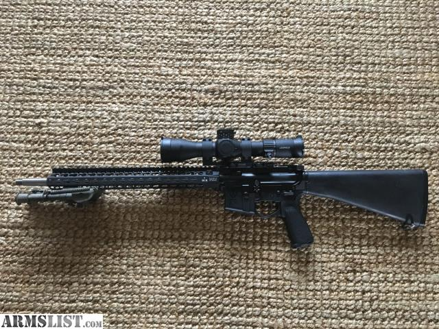 ARMSLIST - For Sale: Bcm 18 inch rifle