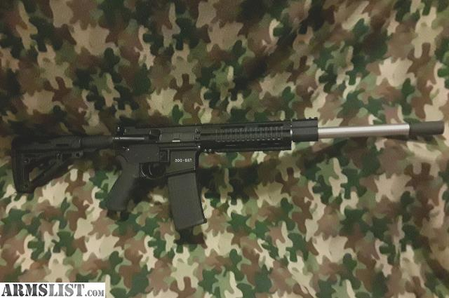 ARMSLIST - For Sale: Olympic Arms 300 Blackout