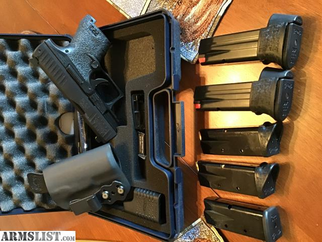 ARMSLIST - For Sale: Walther PPQ M2 SC LE package