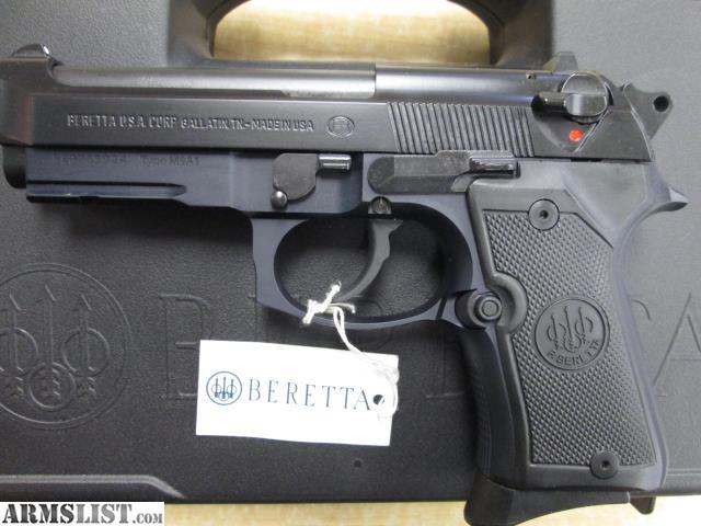 ARMSLIST - For Sale: Beretta 92fs Compact