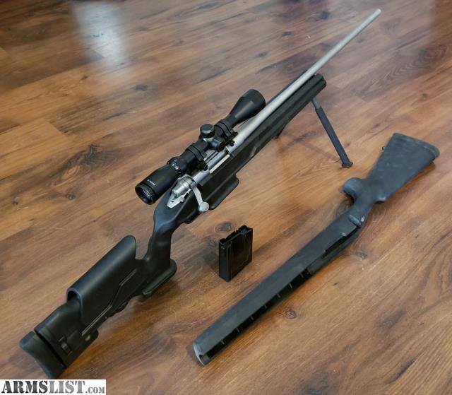 ARMSLIST - For Sale: Remington Model 700 ADL Stainless  308