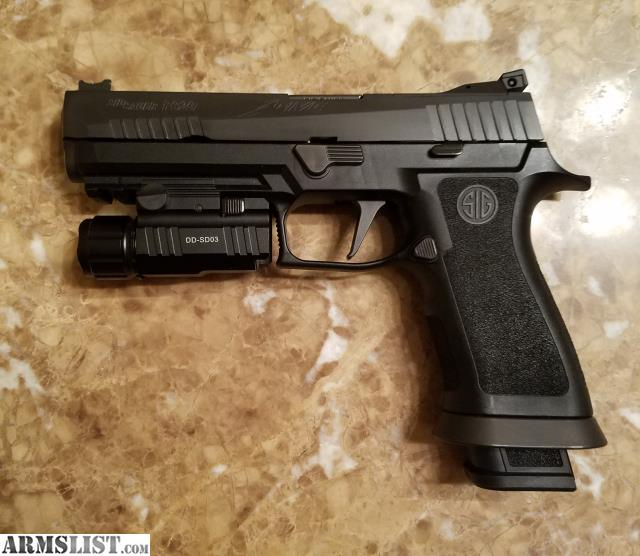 ARMSLIST - For Trade: Sig Sauer p320 X5 LNIB