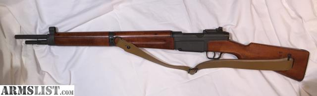 ARMSLIST - For Sale: French MAS-36 Bolt-action rifle