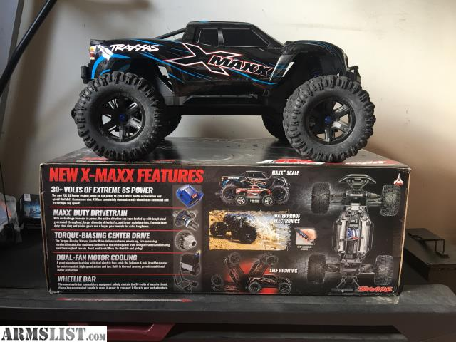 ARMSLIST - For Sale/Trade: TRADE FOR GUNS: Traxxas XMAXX 1/5