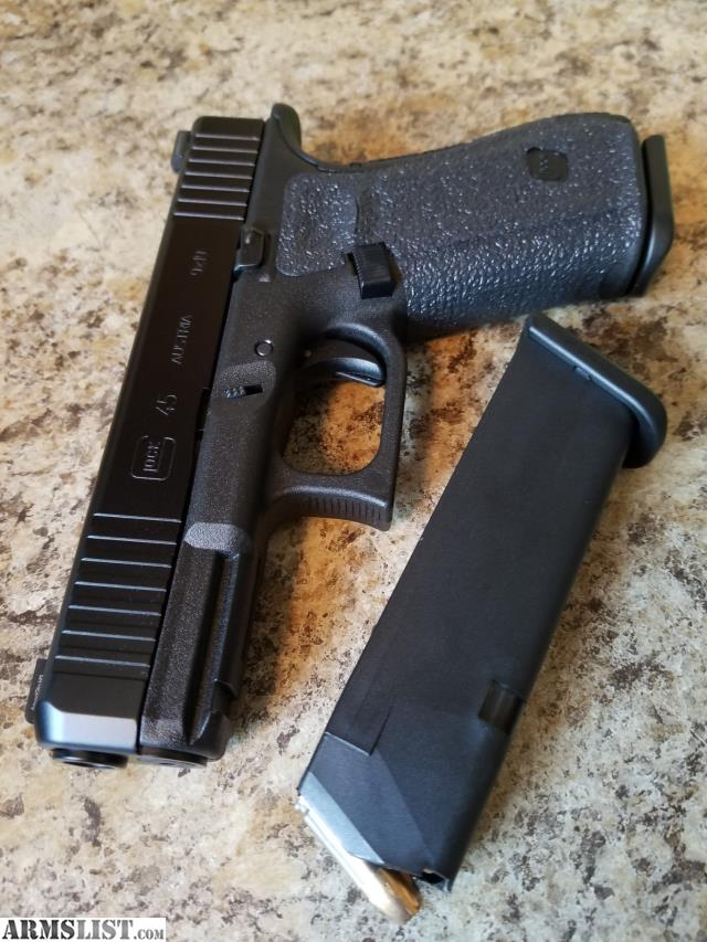 ARMSLIST - For Sale/Trade: Glock 45 9mm w/ Ameriglo night