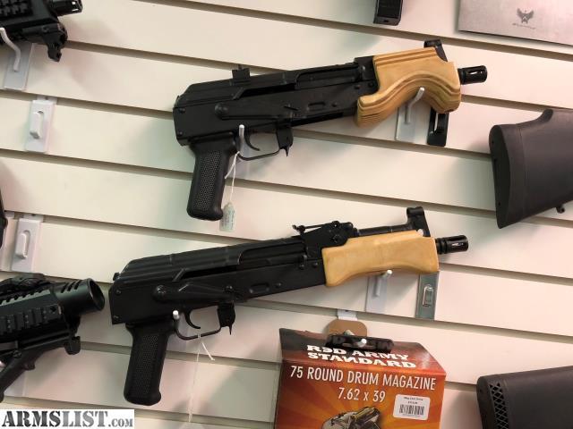 ARMSLIST - For Sale: Century Arms AK47 Mini Draco Pistol