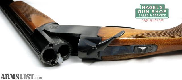 Armslist For Sale Boito Over Under Shotgun 12ga Preowned