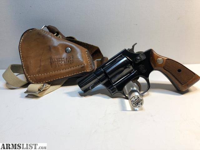 ARMSLIST - For Trade: 1967 SW Chiefs Special with vintage