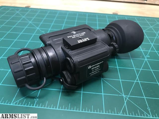 armslist for sale armasight flir spark steiner dbal i2 and extras