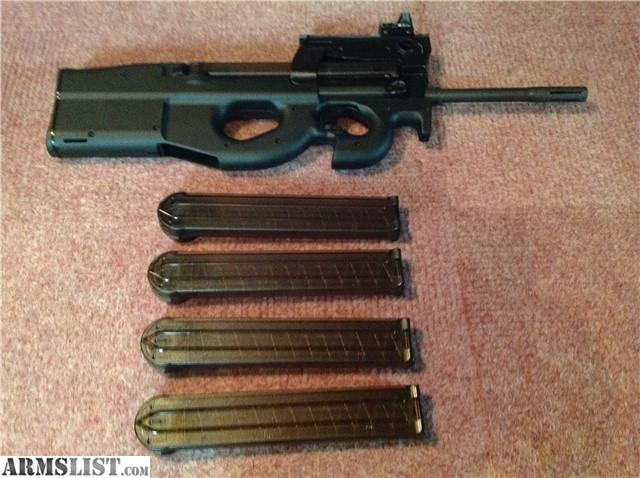 Ps90 For Sale >> Armslist For Sale Fn Ps90 Standard