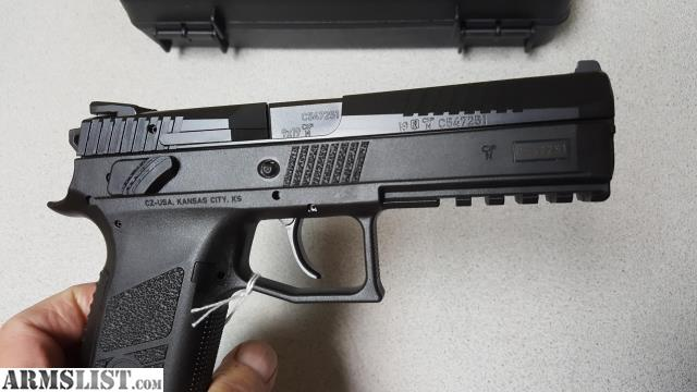 ARMSLIST - For Sale: CZ P09 DUTY 9MM 19RD 4 54